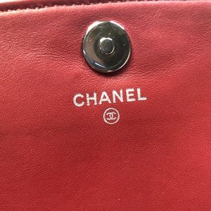 CHANEL Bags - Chanel Vintage Wallet On Chain Crossbody Bag WOC